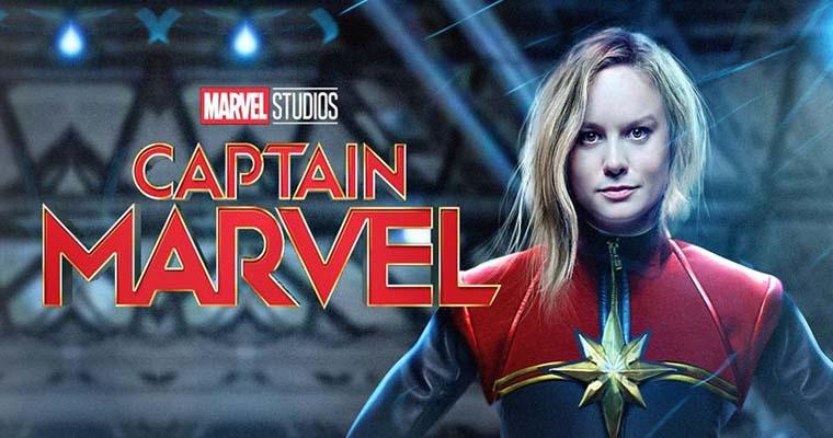 Фильм Капитан Марвел (2019 г.)