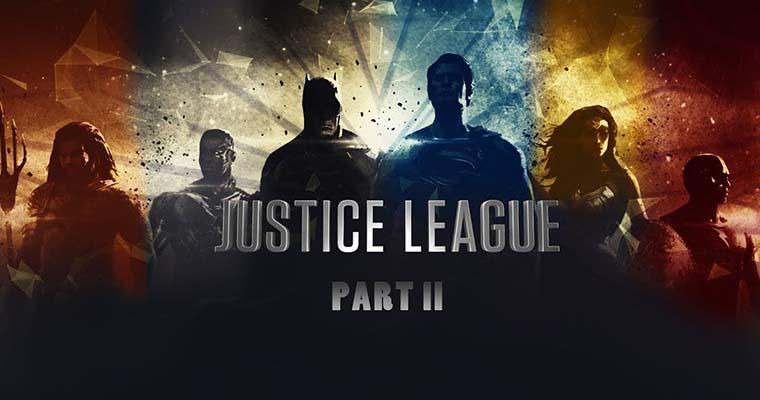 Justice League part two