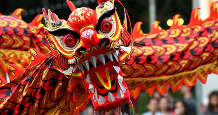 Китайский Новій год