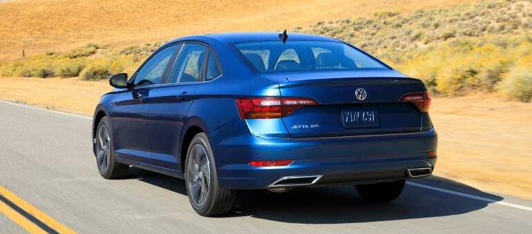 задние фары Volkswagen Jetta