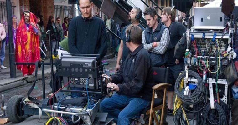 съемки фильма «Иллюзия обмана 3»