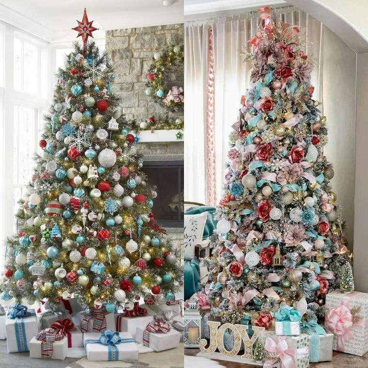 варианты игрушек на елку