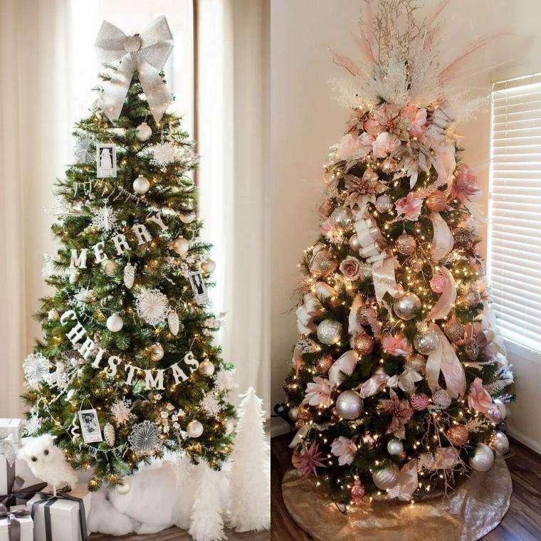 декор новогодней елки