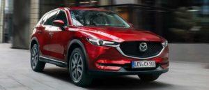 новая модель Mazda CX-5 2019