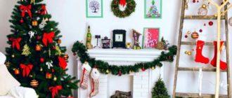 Украшение дома к Новому 2019 году — идеи для праздника