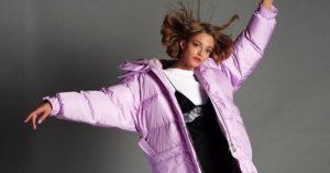 женские куртки 2019 года