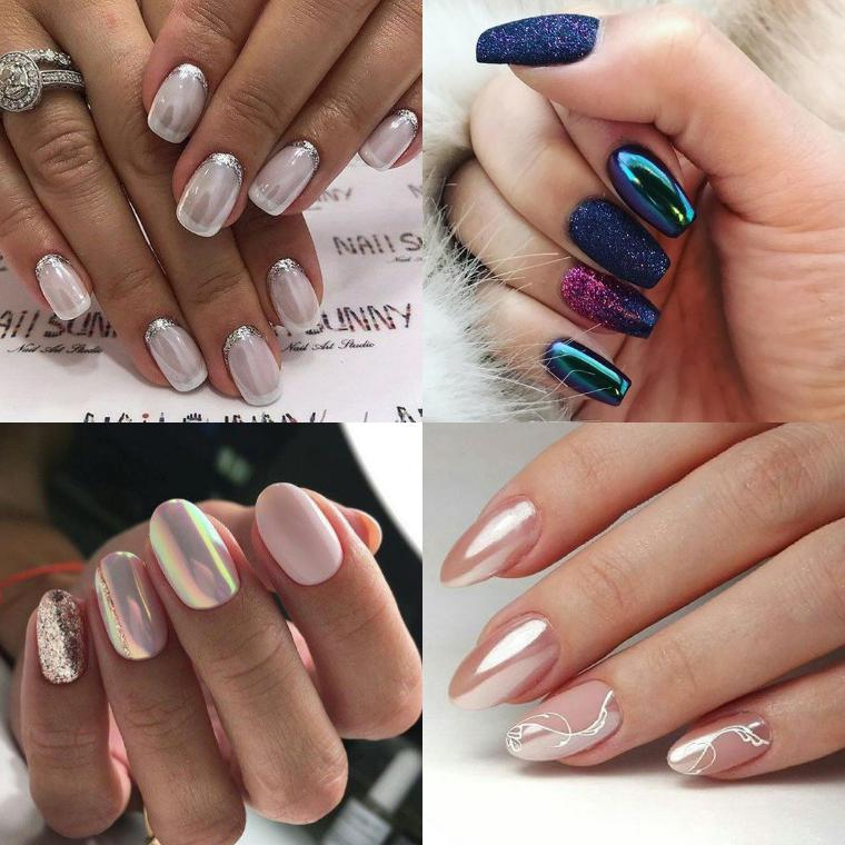 втирки для дизайна ногтей