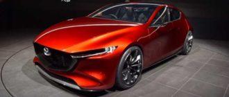 новая модель Mazda 3 2019