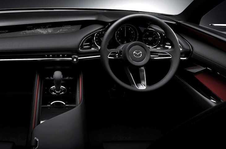салон Mazda 3 2019