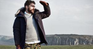 Мужские куртки осень зима