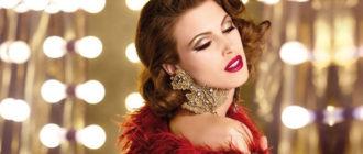 Модные тренды макияжа на Новый год 2019