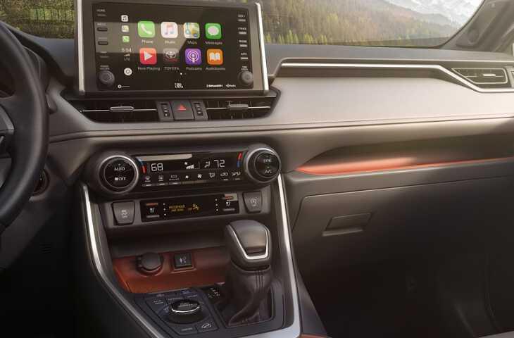 мультимедийная система Toyota Rav4
