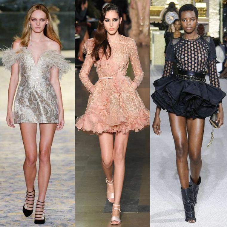 Бэби-долл платья