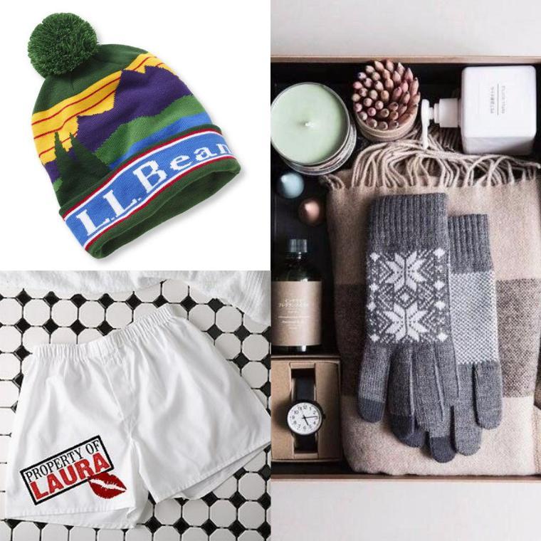 шапка, перчатки, трусы