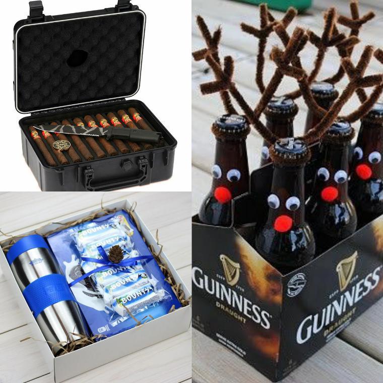 алкоголь, сигары, шоколад