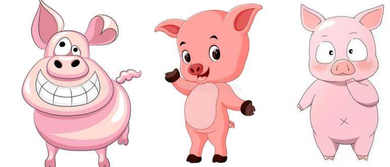 новогодняя поделка к 2019 году свиньи своими руками