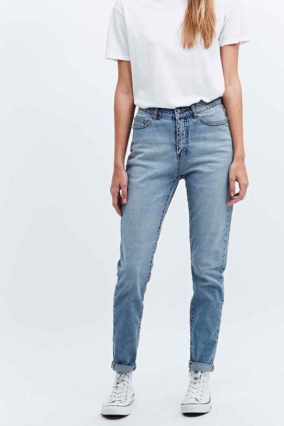 джинсы бананы